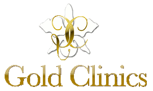 Gold Clinics, logo