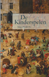 Marc Pairon, De Kinderspelen, cover