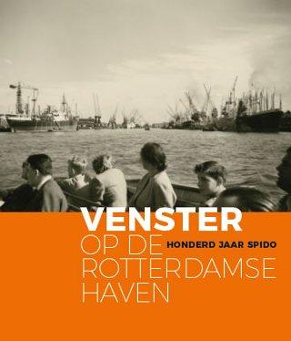 100 jaar Spido, Rotterdam, Kim van der Meij